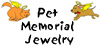 pet memorial jewelry